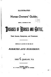 Cover of: Illustrated Horse Owners