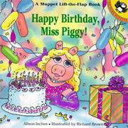 Cover of: Happy Birthday, Miss Piggy!