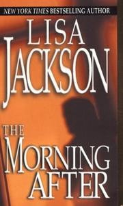 Cover of: The morning after | Lisa Jackson