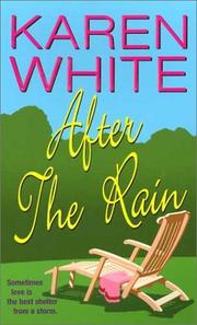Cover of: After the rain