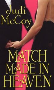 Cover of: Match Made in Heaven | Judi McCoy