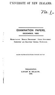 Cover of: Educational Pamphlets 18: New Zealand]. |