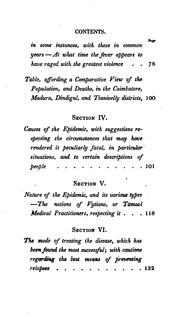 Cover of: Medical, Geographical, and Agricultural Report of a Committee Appointed by the Madras Government ...