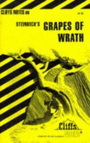 Cover of: The grapes of wrath | James Lamar Roberts