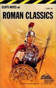 Cover of: Roman classics | Mary Ellen Snodgrass