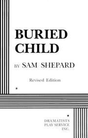 Cover of: Buried child