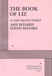 Cover of: The book of Liz