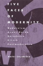 Cover of: Five faces of modernity