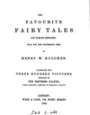 Cover of: Our Favourite Fairy Tales