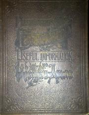 Cover of: Duckworth's encyclopaedia of useful information and atlas of the world