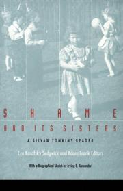 Cover of: Shame and Its Sisters |