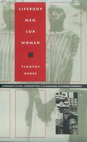 Cover of: Lifebuoy men, lux women | Timothy Burke