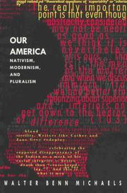 Cover of: Our America