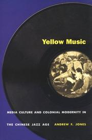 Cover of: Yellow music