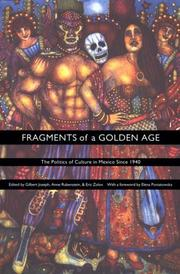 Cover of: Fragments of a Golden Age
