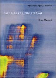 Cover of: Parables for the Virtual