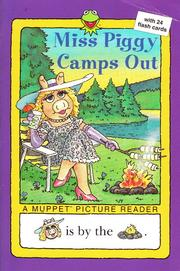 Cover of: Miss Piggy camps out