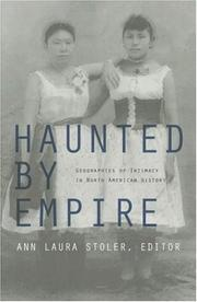 Cover of: Haunted by Empire
