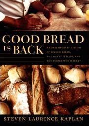 Cover of: Good Bread Is Back