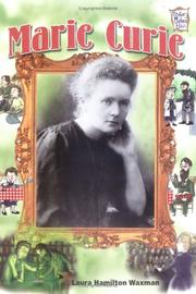 Cover of: Marie Curie (History Maker Bios)