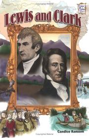 Cover of: Lewis and Clark