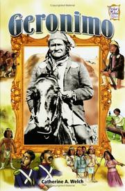 Cover of: Geronimo (History Maker Bios)