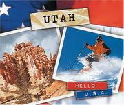 Cover of: Utah (Hello USA) | Karen Sirvaitis
