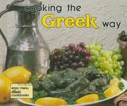 Cover of: Cooking the Greek way | Lynne W. Villios