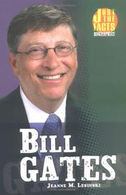 Bill Gates by Jeanne M. Lesinski