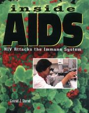 Cover of: Inside AIDS | Conrad J. Storad