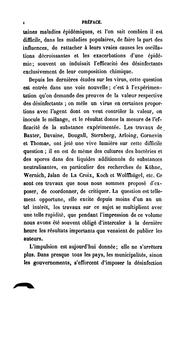 Cover of: Traité des désinfectants et de la désinfection