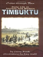 Cover of: Daily life in ancient and modern Timbuktu
