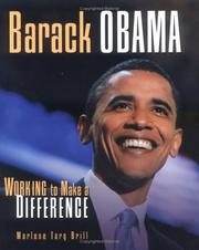 Cover of: Barack Obama: president for a new era