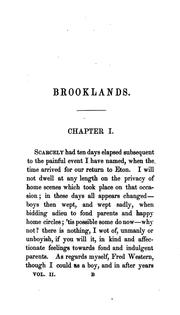 Cover of: Brooklands, a Sporting Biography | Herbert Byng Hall