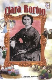 Cover of: Clara Barton (History Maker Bios)