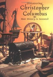 Cover of: Discovering Christopher Columbus: how history is invented