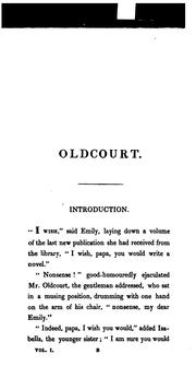 Cover of: Oldcourt