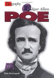 Cover of: Edgar Allan Poe