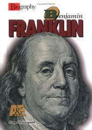 Cover of: Benjamin Franklin (Biography (a & E))