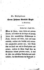 Cover of: Briefe über Göthe's Faust