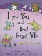 Cover of: I and you and don't forget who