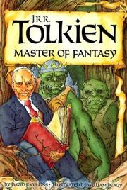 Cover of: J.R.R. Tolkien | David R. Collins