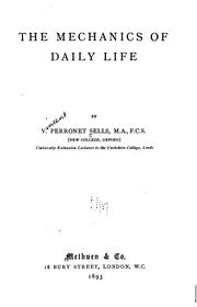 Cover of: The Mechanics of Daily Life