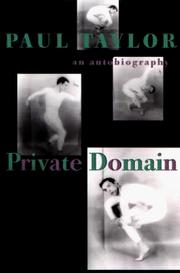 Cover of: Private domain