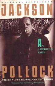 Cover of: Jackson Pollock by Steven W. Naifeh
