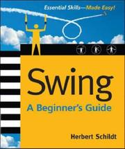 Cover of: Swing: A Beginner's Guide (Beginner's Guide  (Osborne Mcgraw Hill))