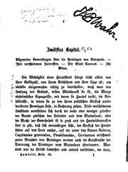 Cover of: Reise in Die Aleuinoctial-Gegenden