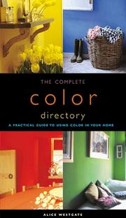 The Complete Color Directory by Alice Westgate