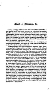 Cover of: A Sketch of the Character and Defence of the Principles of William Lloyd Garrison: Being an ..