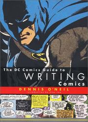 Cover of: The DC Comics Guide to Writing Comics